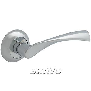 Ручка дверная C Хром